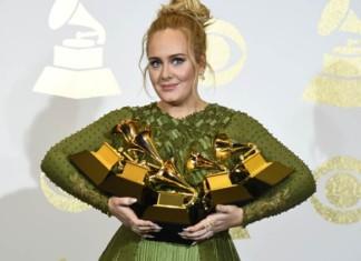 adele grammy awards